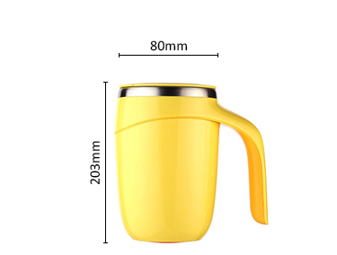 Creative Custom Magic Cup Tumblers Double Wall Stainless Steel 304 Travel Suction Coffee Mug With Lid