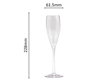 Unbreakable Elegant Plastic Stemless Wine Glasses clear red Wine Tumbler