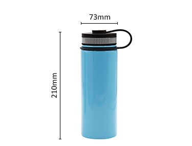 Water Bottle Sport Insulated Bottle Reusable Stainless Steel