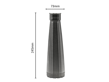 Custom Logo Printed Vacuum Insulated Stainless Steel Water Bottle