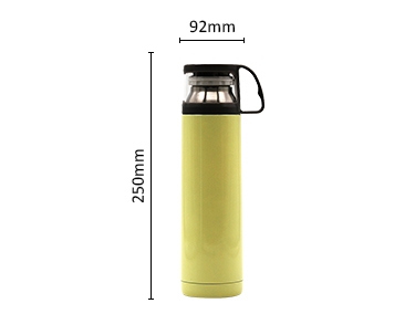 OEM available stainless steel hot water drink vacuum bottle