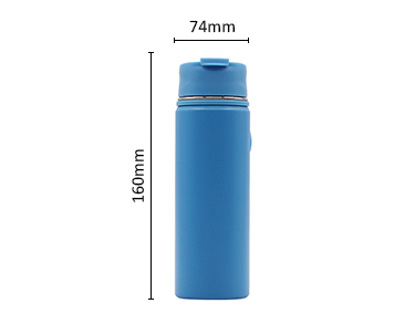 Hot Sale Vacuum Insulated Water Bottle with Stronger Carry Handle