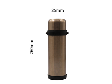 Large capacity office outdoors sports 800 ml insulated stainless steel vacuum tumbler