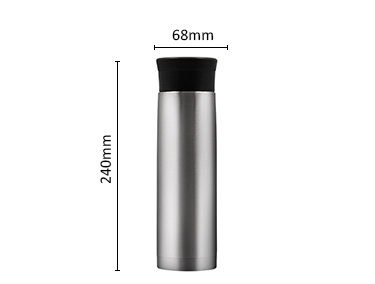 Double Wall Stainless Steel Thermos Vacuum Flask Water Bottle