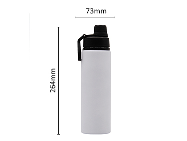 Eco Friendly Single Wall Promotion Sport Wholesale Aluminum Water Bottle Sublimation