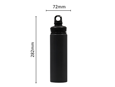 Eco Friendly Wholesale Custom 750ml Aluminium Sports Drink Water Bottle