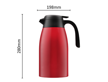 Keep water hot up to 12 Hours stainless steel thermos carafes