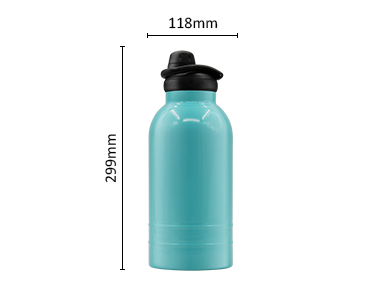 New arrival Customized double wall 304 stainless steel insulated vacuum flask thermos