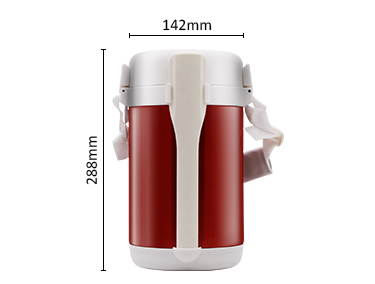New Arrival Strong Heat Preservation Borosilicate/304 Stainless Steel Thermos Kettle