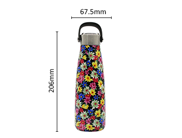 300ml double wall insulated bottle 10oz sports stainless steel water bottle