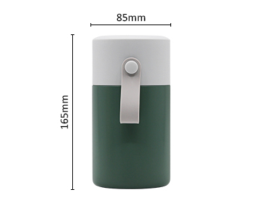 Double Wall Stainless Steel Thermos Vacuum Food Flask Keep Cold and Hot
