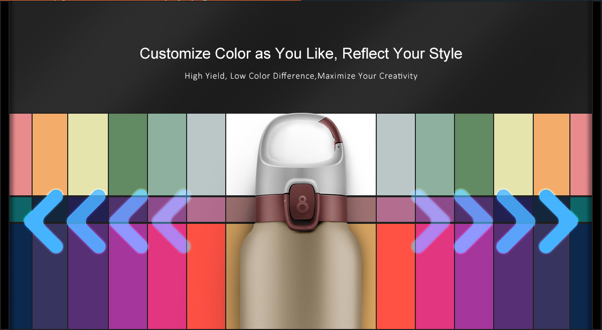Customize color as you like